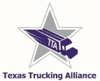 Texas Trucking Alliance logo w small border